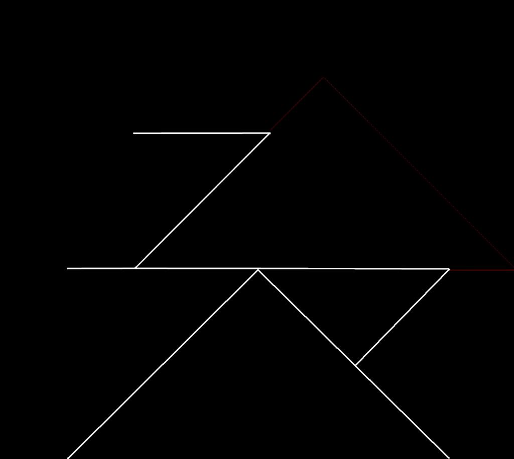 Tangram-Figura-Casa-Solucion