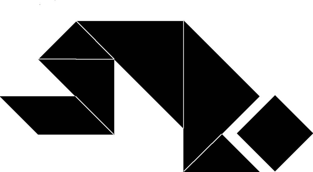 Tangram-Figura-Persona-Solucion