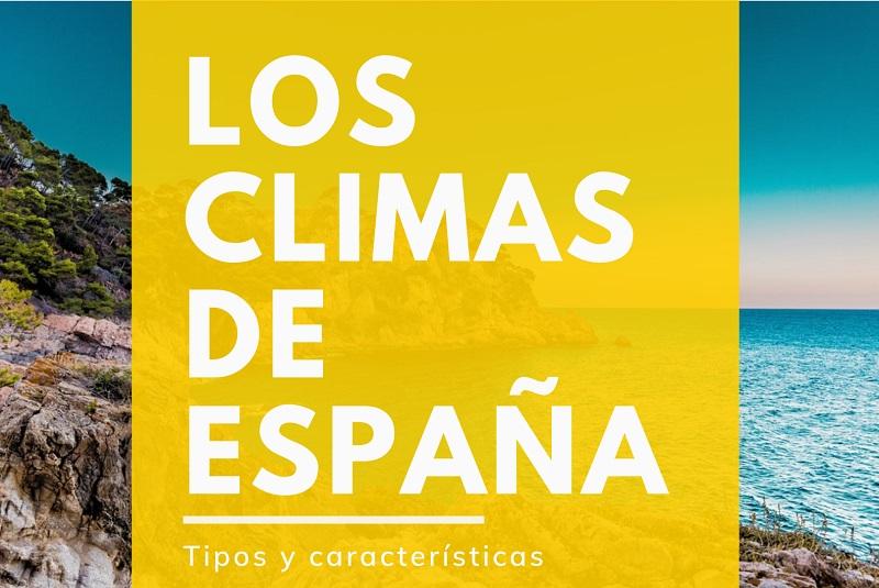 los-climas-de-espana