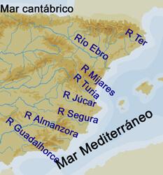 rios-vertiente-mediterranea