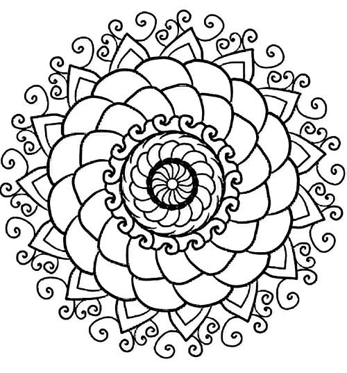 Mandala-para-colorear-para-ninos-4